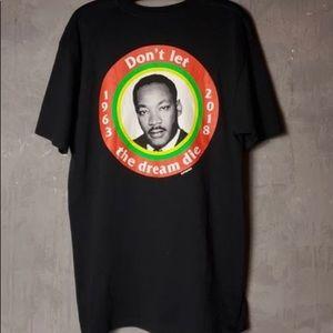 Supreme MLK Dream Tee (Don't Let The Dream Die)